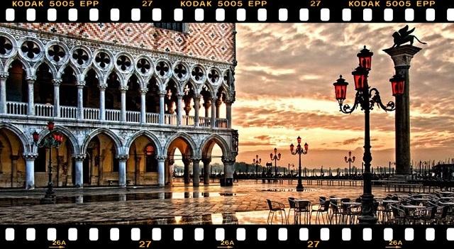เวนิสสถานที่ซึ่งใครๆ ก็ต่างหลงไหล