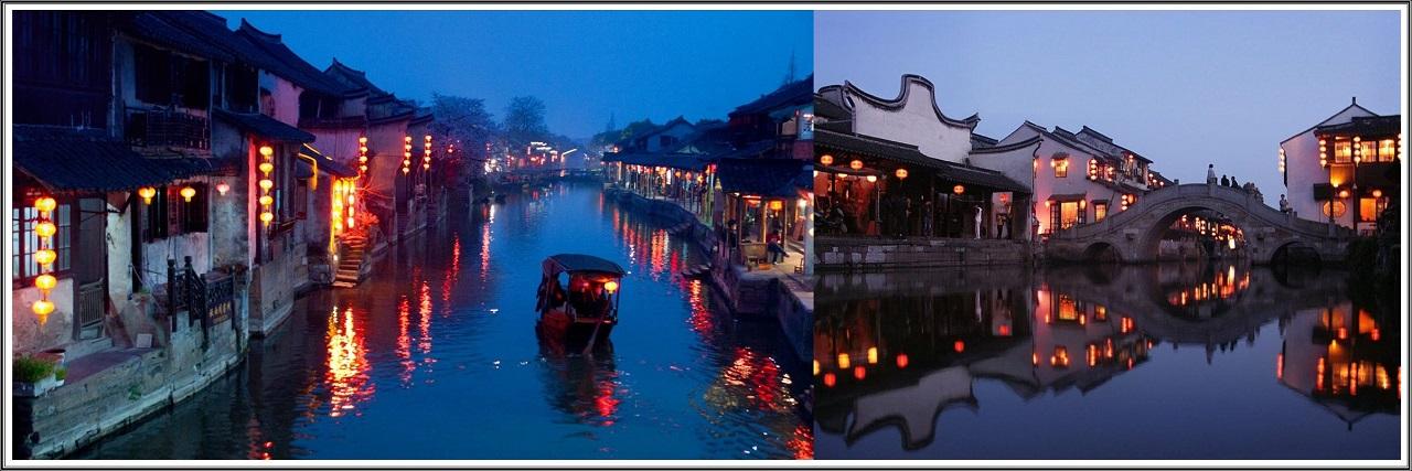 Xitang-river