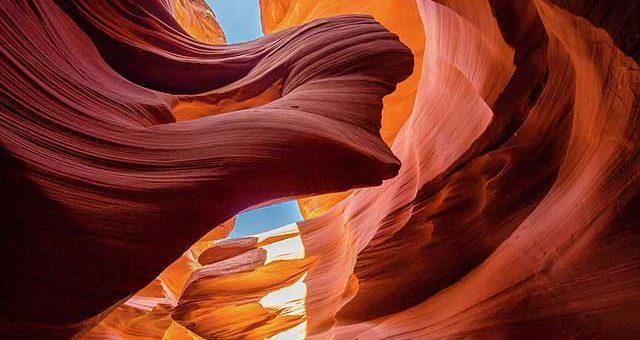 แนะนำ Antelope canyon