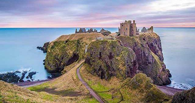 แนะนำ Dunnottar Castle