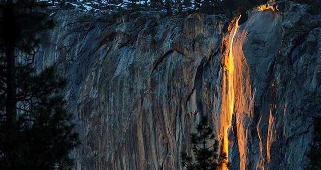 แนะนำ Horsetail Falls