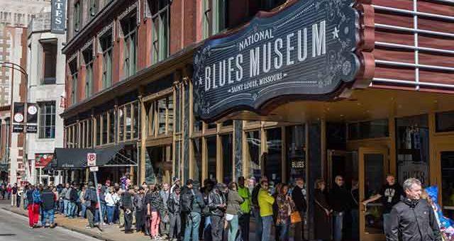 National Blues Museum ประวัติ